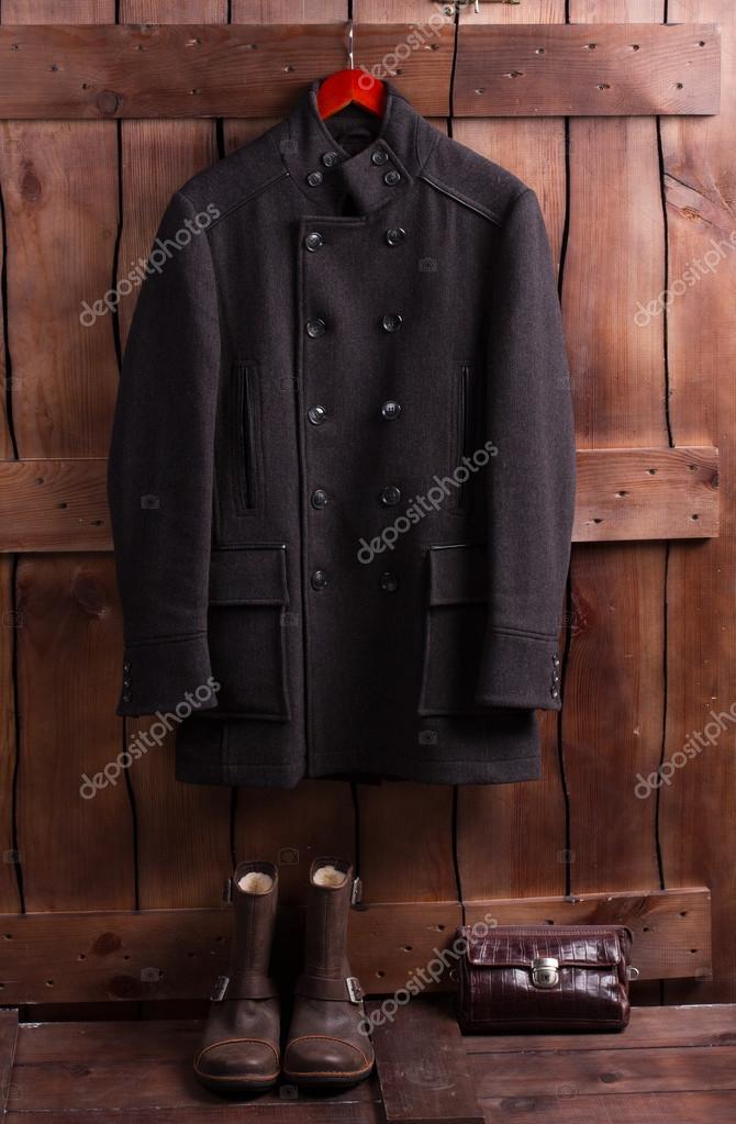 Do homem bonito casaco 212c3934666
