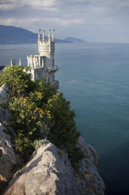 Swallows Nest castle near Yalta