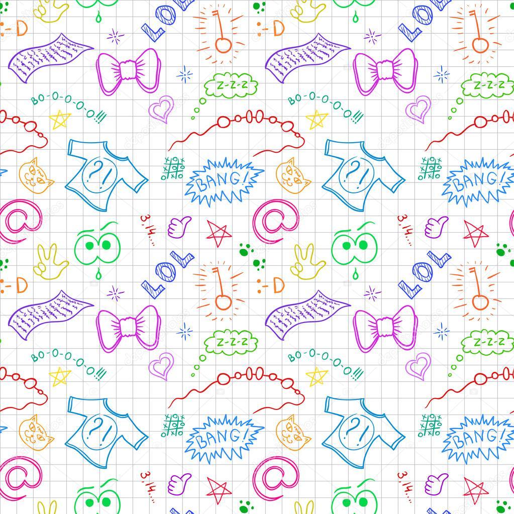 Imágenes: pergamino para imprimir | Diseño vectorial para textil sin ...