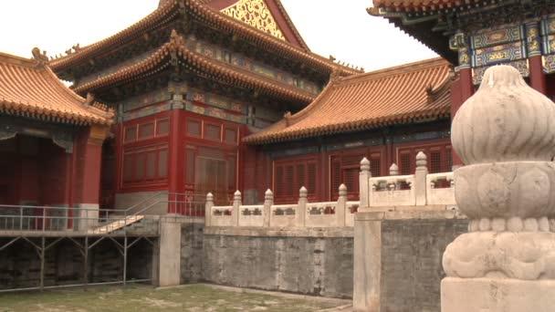 Forbidden City Grounds in Beijing, China