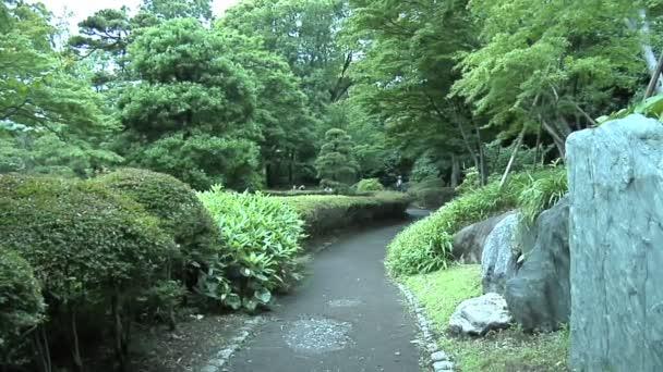 Imperial Garden v Tokiu