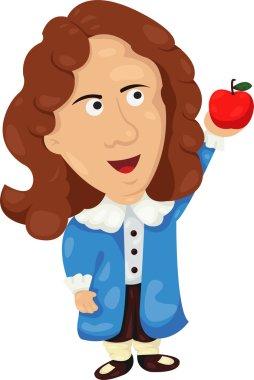 Illustrator of Isaac Newton