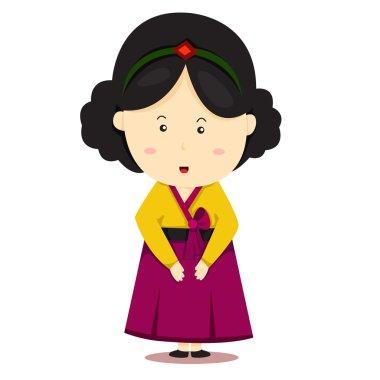 Illustrator of national series south korea