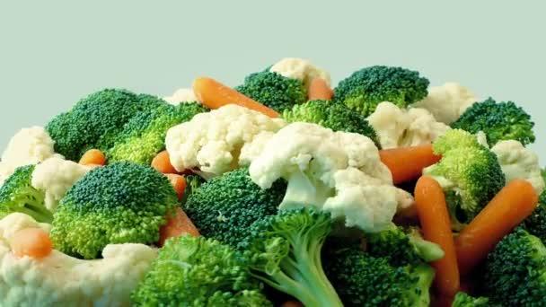 Főzés a zöldségek, forgatható