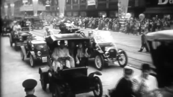 Ford Model T  ostatní projíždět městem - ročník 8mm