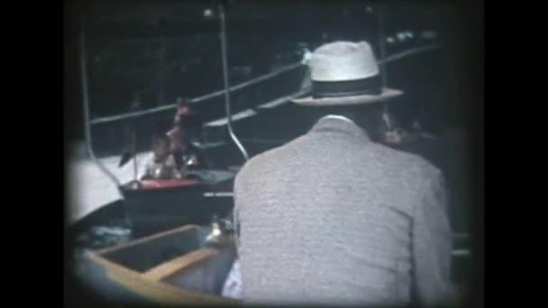 1950s pouťové Ride - ročník 8mm