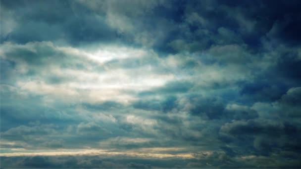 Epické filmové Cloudscape