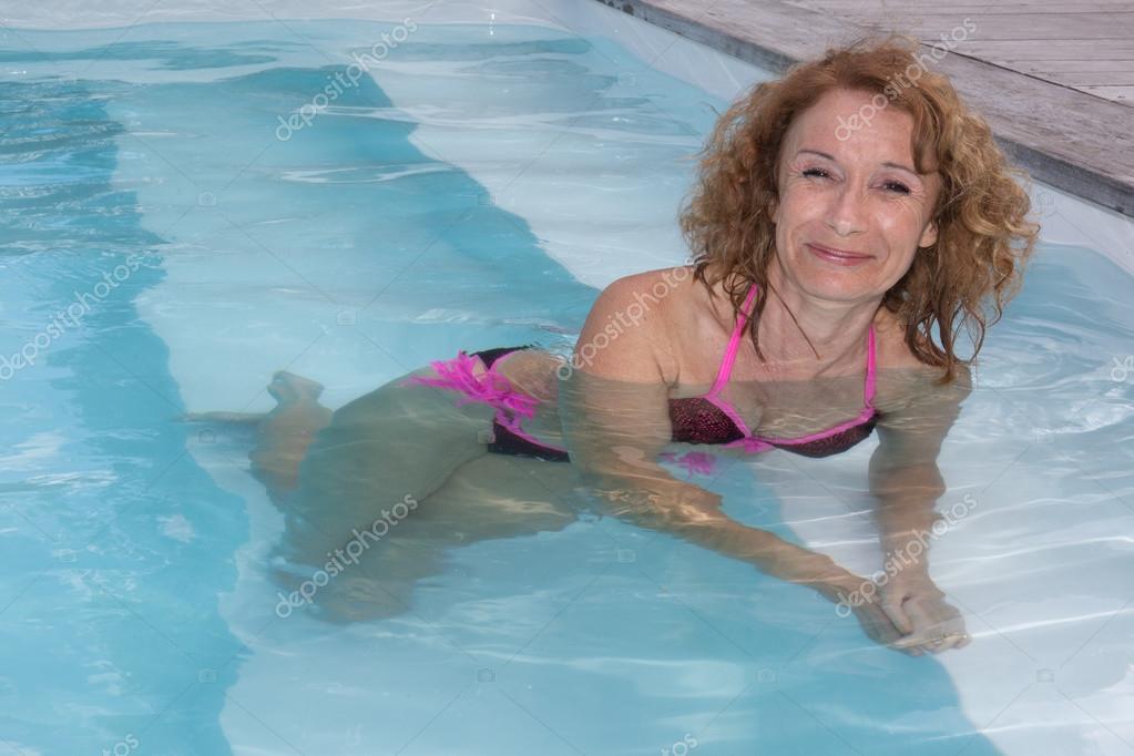 bikini för äldre