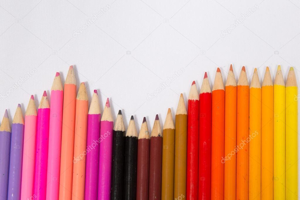 Color Pencil Symbol Of Creativity Stock Photo Sylv1rob1 68491643
