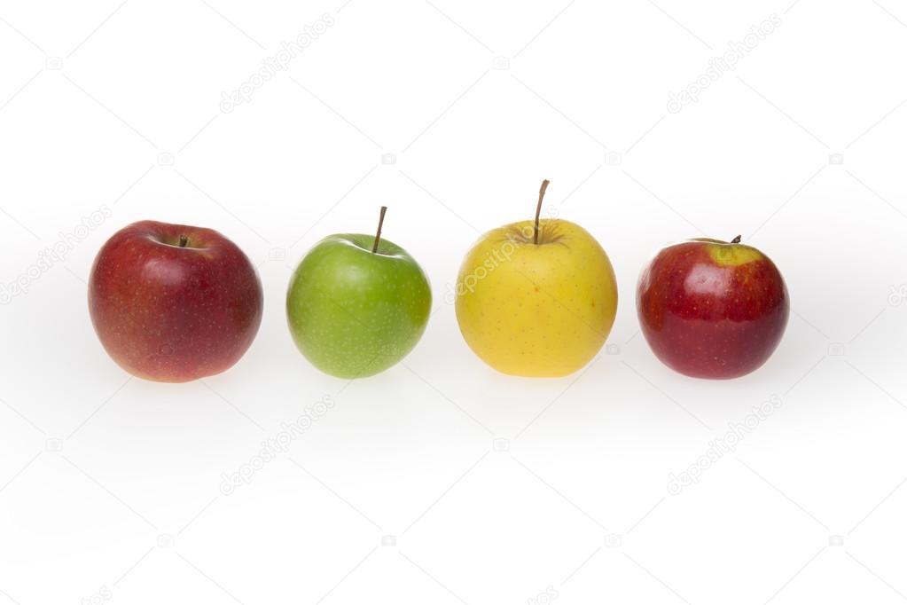 Apfel Frucht