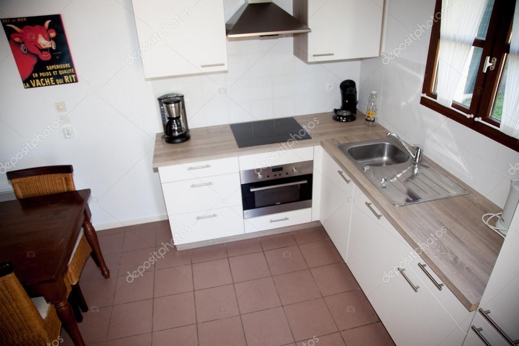 Top Design Keukens : Stedelijke appartement top uitzicht vanaf keuken woonkamer