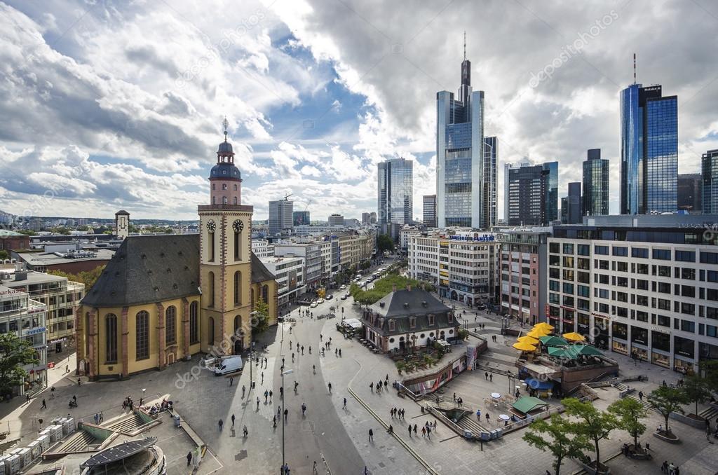 Parken Frankfurt Innenstadt