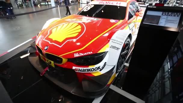 BMW Sport Auto auf die Ausstellung