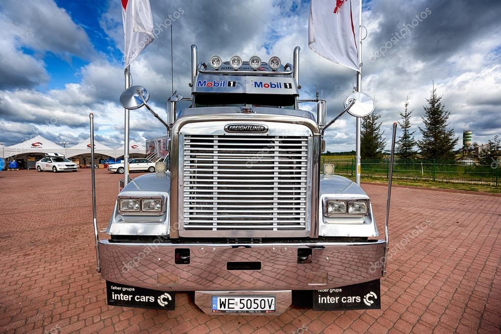 Truck Show in Mikolajki