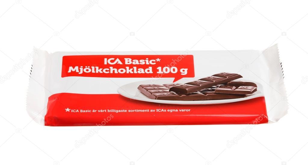 ica basic choklad
