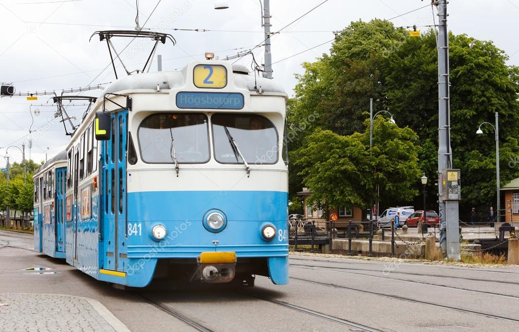 Straßenbahn Linie 2 Redaktionelles Stockfoto Fotonen 95653168
