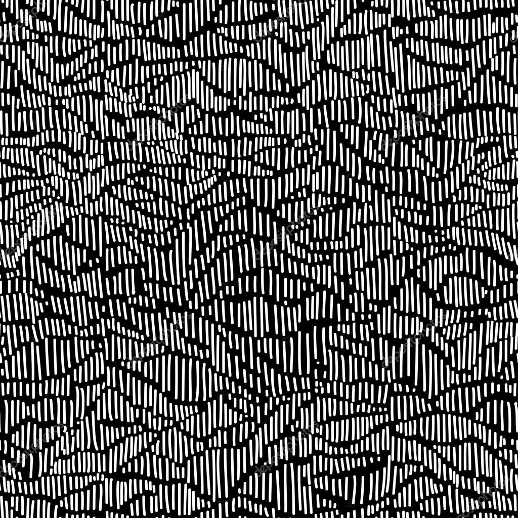vector set with sketch texture, seamless patterns