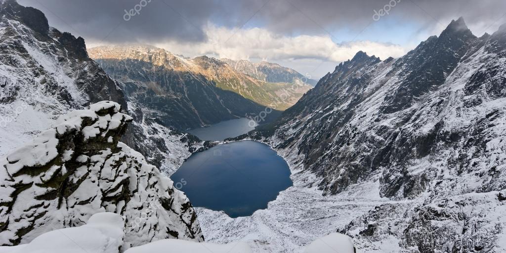 Tatra National Park Black Pond Marine Eye