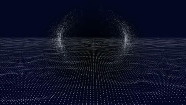 Voda z částic