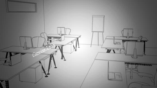 Obchodní koncept prezentace