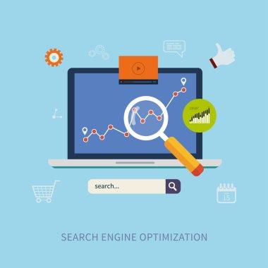 Optimization and web  elements.