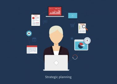 Project management, marketing research