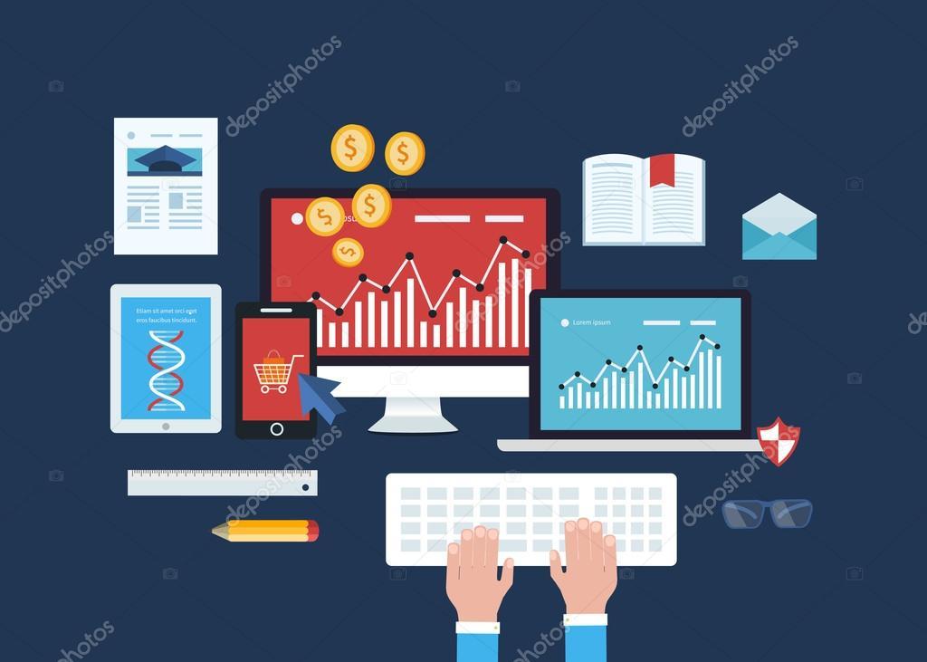 E-commerce, mobile marketing
