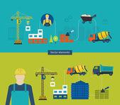 Bau von Bausymbolen