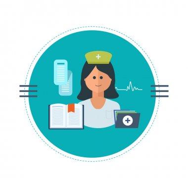 medical help and training nurses