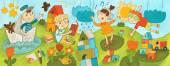 Kids and kinds of creativity