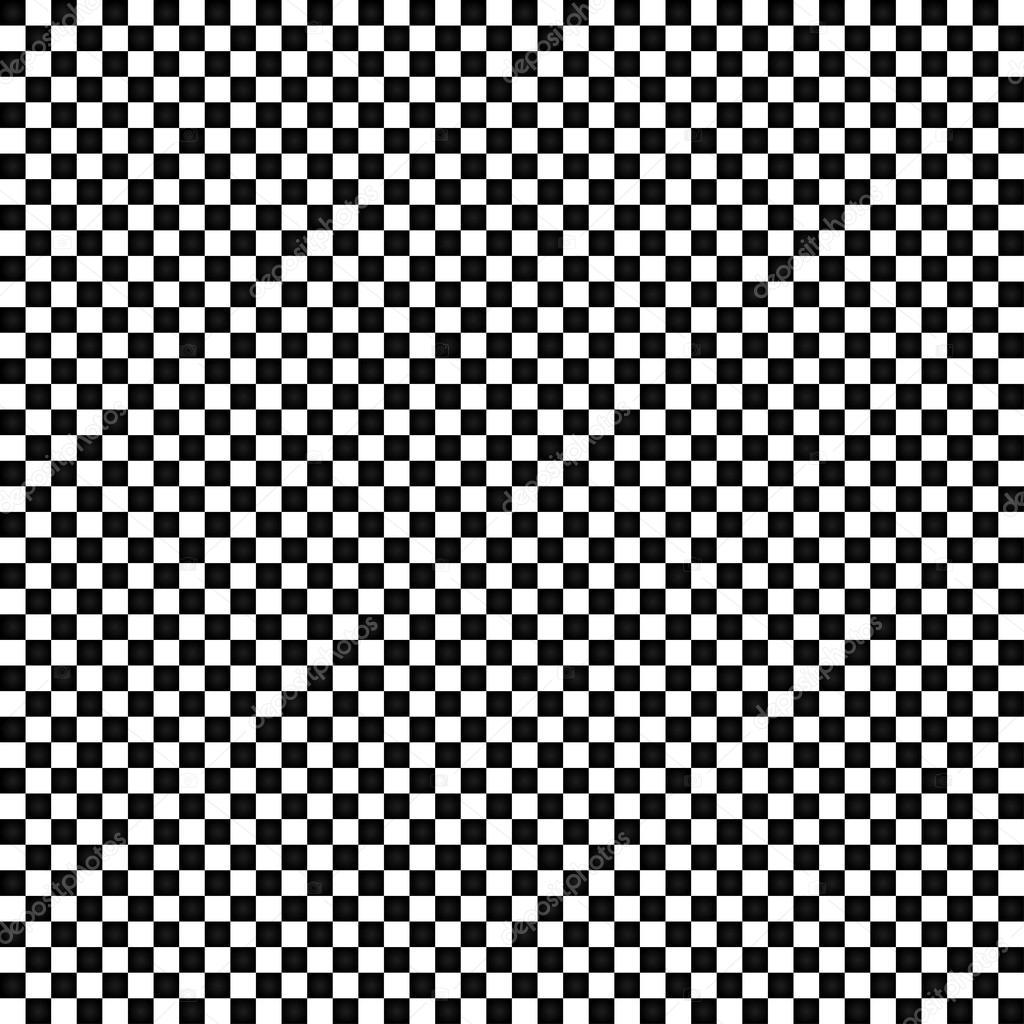 f624966c1 Černé a bílé čtverce v šachovnicový vzor vektor — Stock Vektor ...