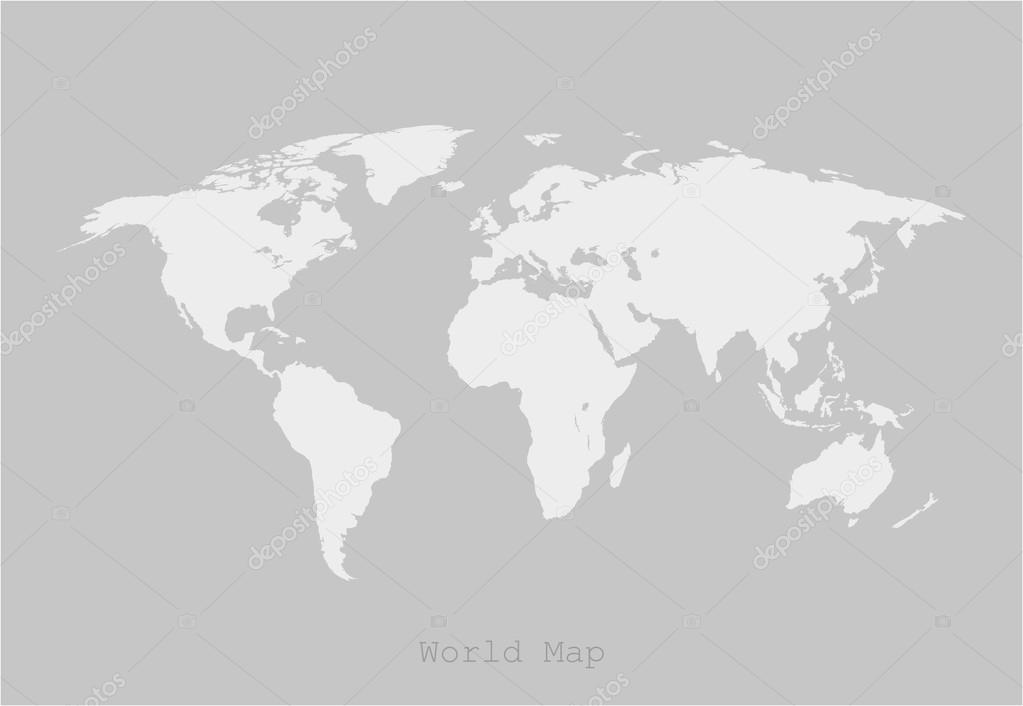 World map countries vector illustration vector de stock world map countries vector illustration vector de stock gumiabroncs Image collections