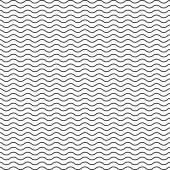Fényképek Fekete folytonos hullámos vonal mintázata