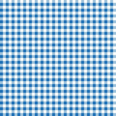 blue patterns tablecloths