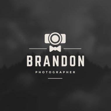 Photographer Design Element