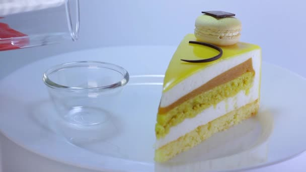 Sárga torta Jam
