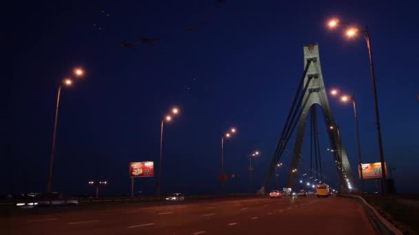 Evening Bridge.