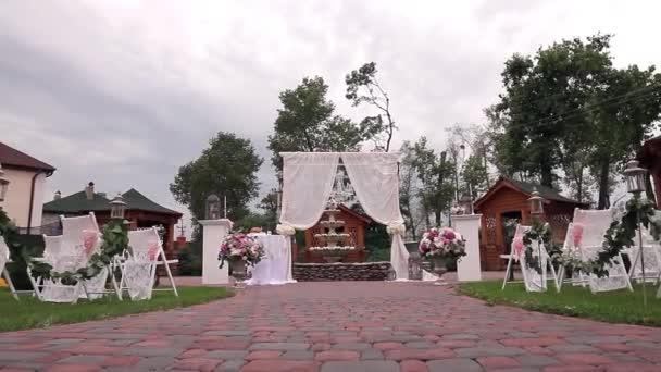 Krásné svatební dekorace