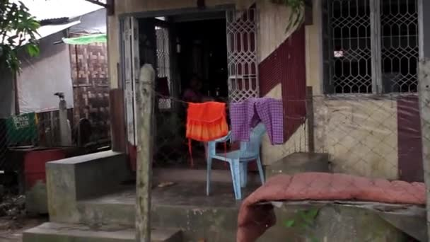 Chudí lidé z Myanmaru