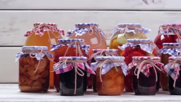 Domácí konzervované potraviny