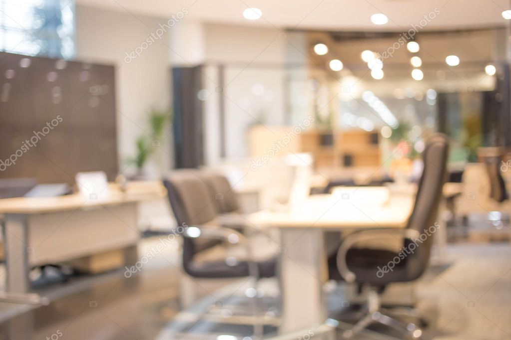 Blur Background In Office Room Stock Photo C Pat194 108237596