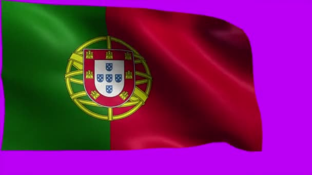 Portugál Köztársaság, a portugál zászló - Loop