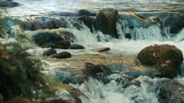 Proud řeky, potoka