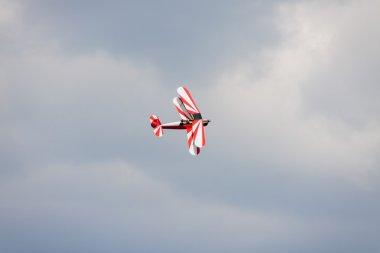 Double Decker - Model Biplane - Aircraft