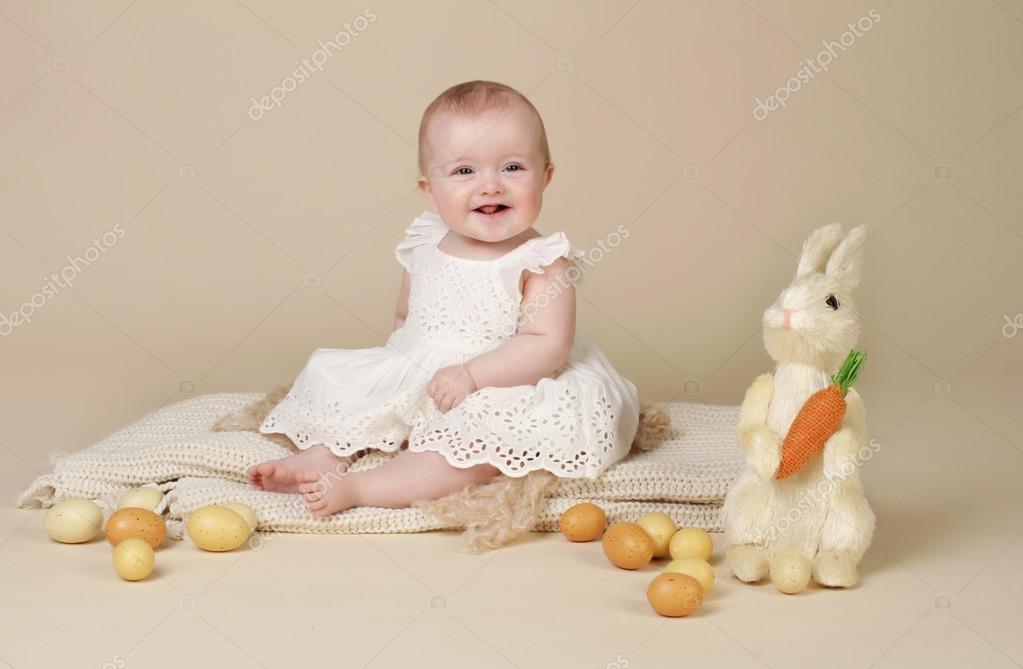 Baby Easter Bunny Eggs