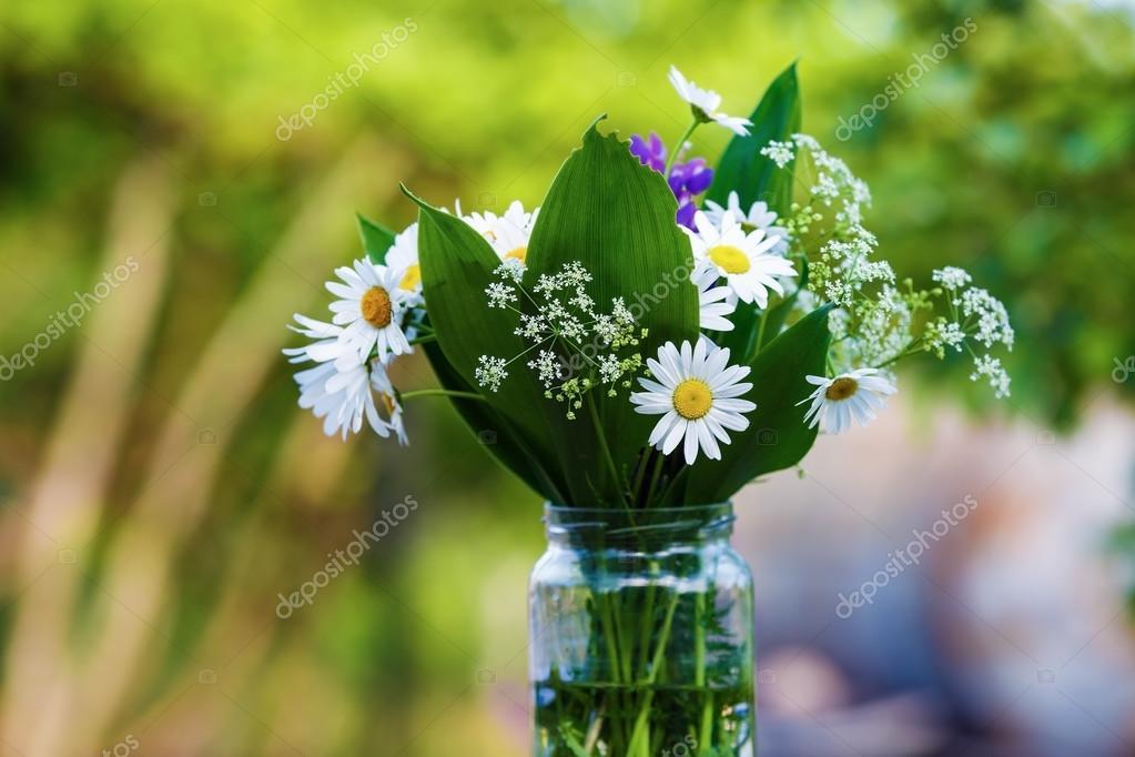 Bouquet de fleurs sauvages photographie veresovich for Bouquet de fleurs sauvages