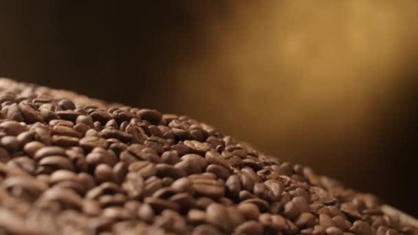 das Kaffeebohnenfallen