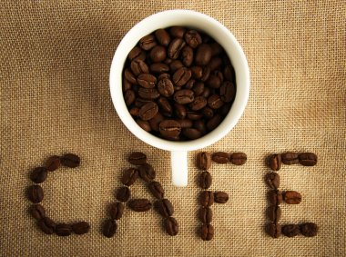 CAFE Coffee Beans