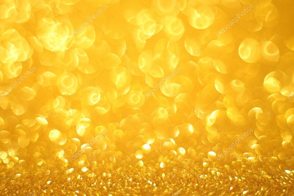 Fondo De Brillo Dorado — Foto De