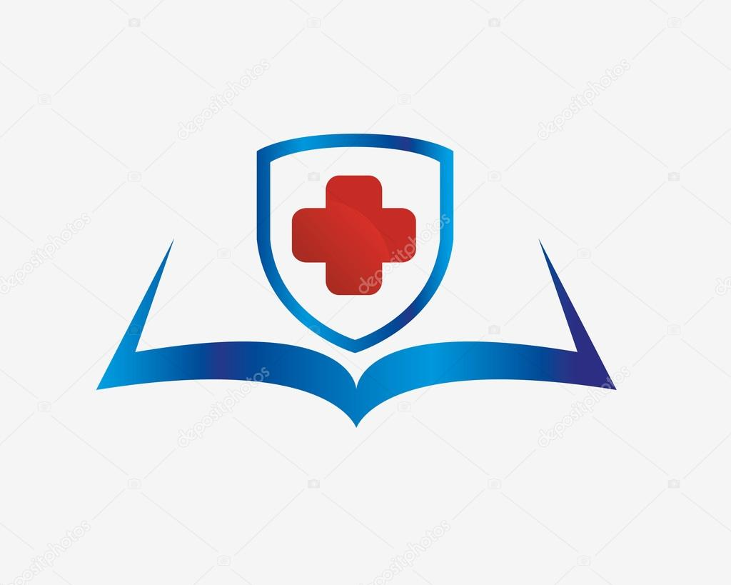 Health Education Logo Stock Vector C Rizal99 65014189